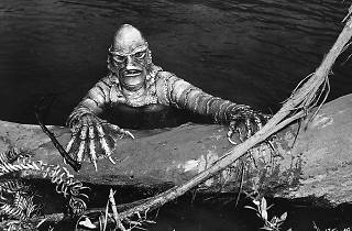 The Creature from the Black Lagoon, best monster movies