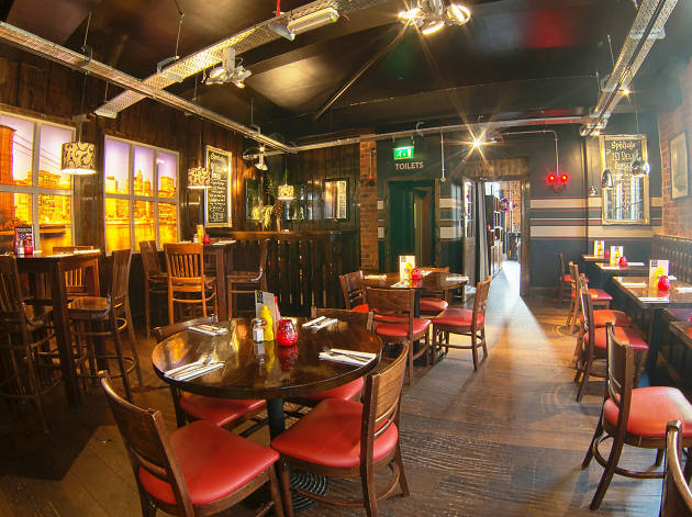NY Burger Kitchen, Restaurants, Leeds