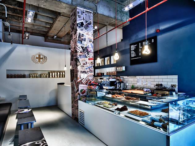 La Bottega Milanese, Cafes, Leeds
