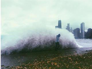 HalloStorm attacks Chicago on October 31, 2014.