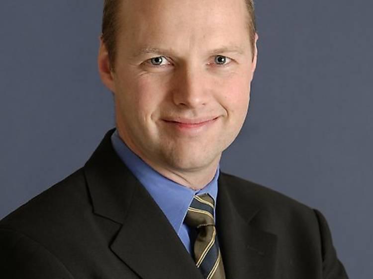 Conferencia: Sebastian Thrun