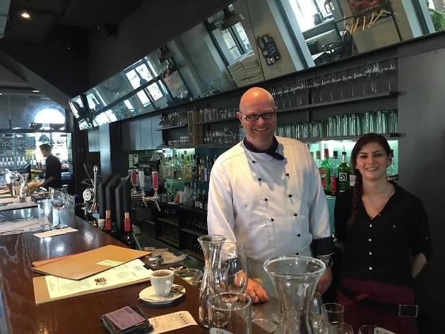 Sasso restaurant Zurich