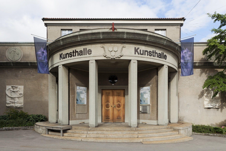 Kunsthalle Museums In Kirchenfeld Switzerland