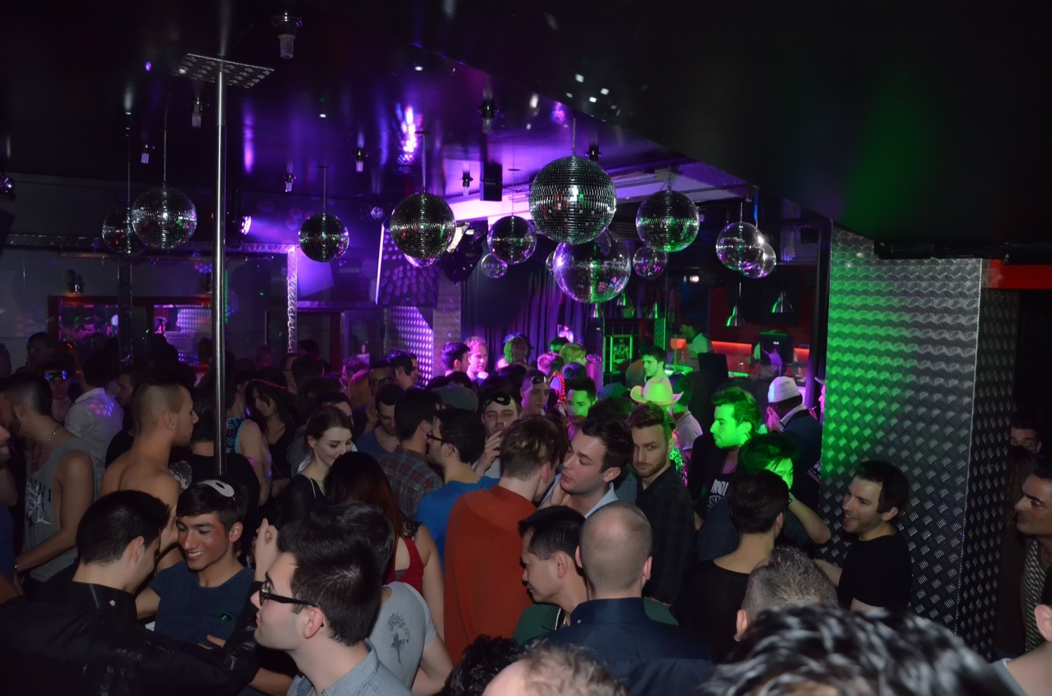 Switzerland's best LGBT clubs