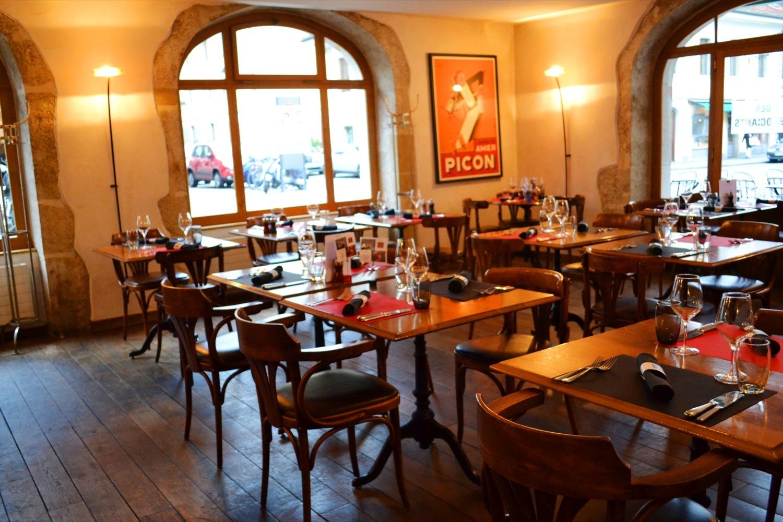Café Des Négociants Geneva Restaurants