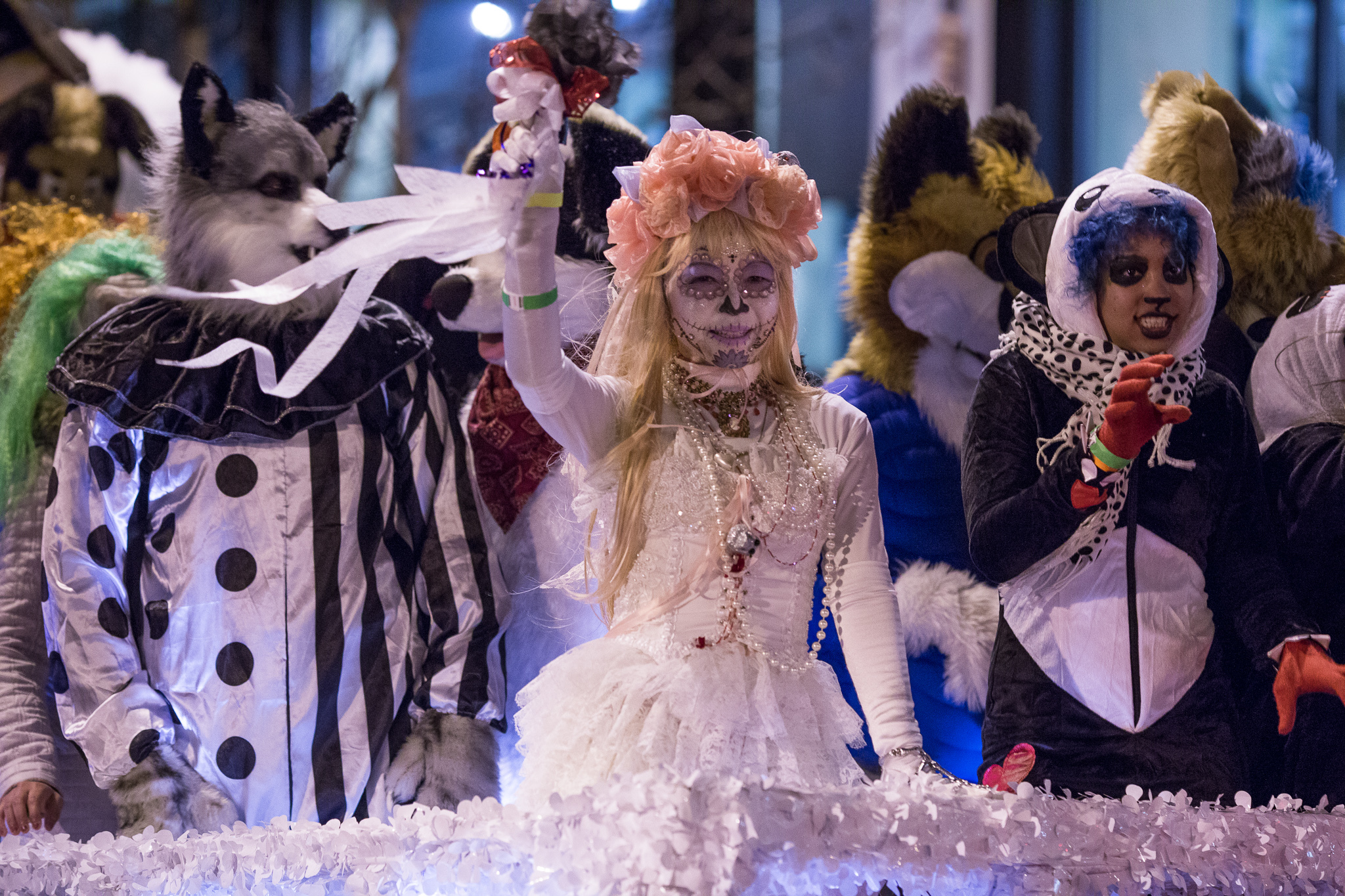 Photos from the Northalsted Halloween Parade