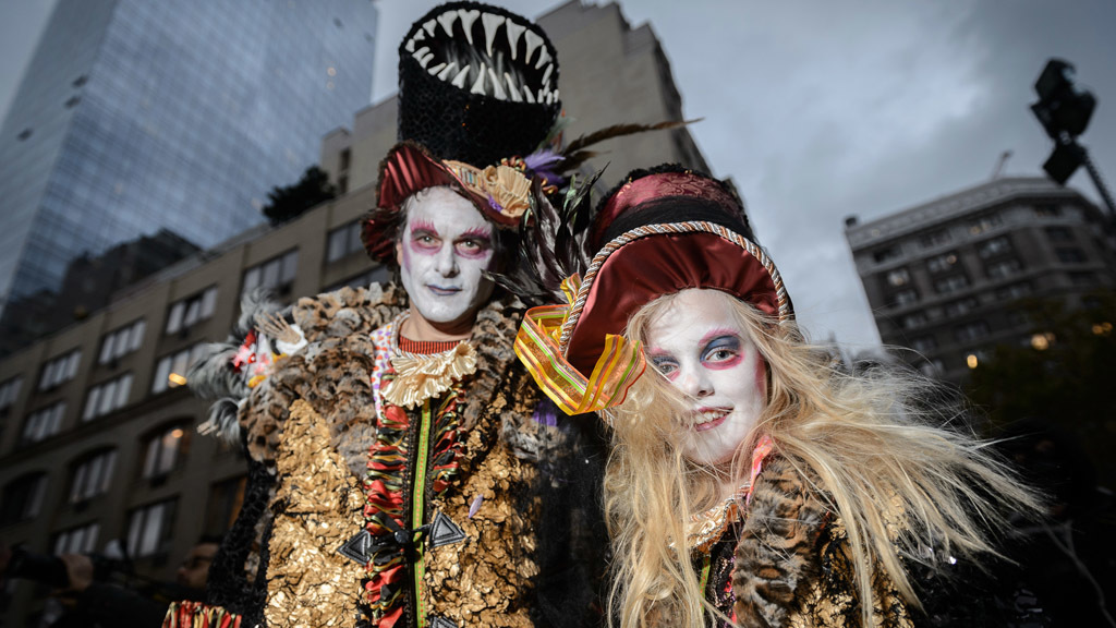 Treat yourself to the spookiest photos from the 2014 Village Halloween Parade