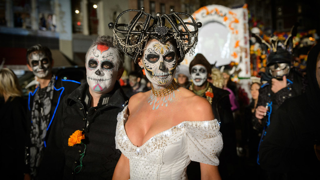 The Village Halloween Parade in NYC