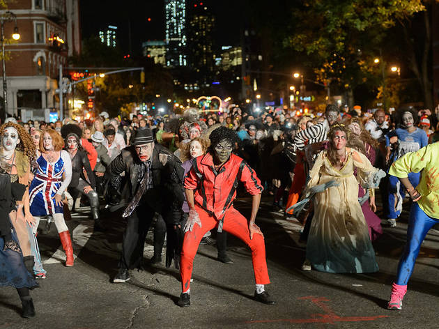 13 one-step Halloween costumes that are perfect for lazy New Yorkers
