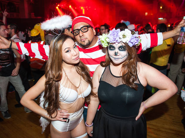 The best concerts in Chicago to see on Halloween