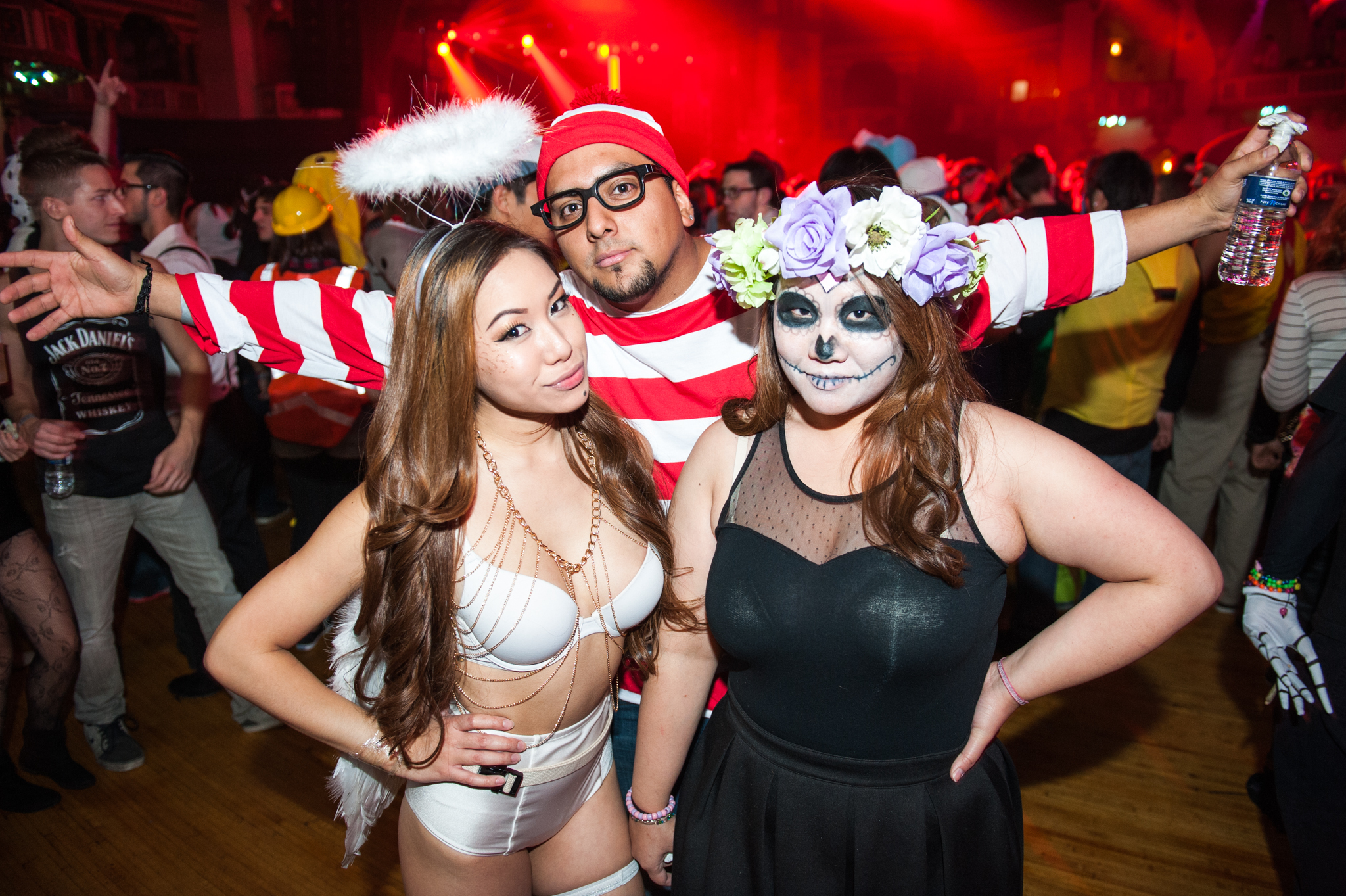 Halloween in Chicago 2016, from haunted houses to costumes