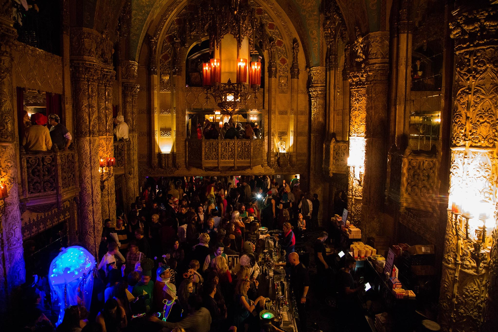 best halloween parties in los angeles for 2018