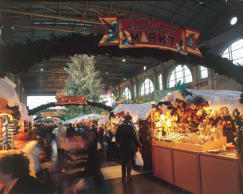 Christkindlimarkt Christmas market