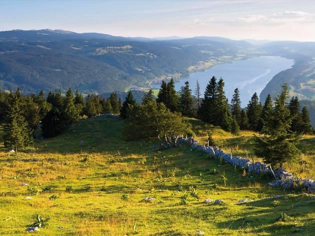 Lac de Joux • Jura