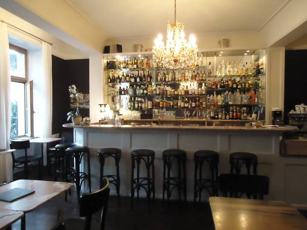 Der Teufelhof Restaurant Basel