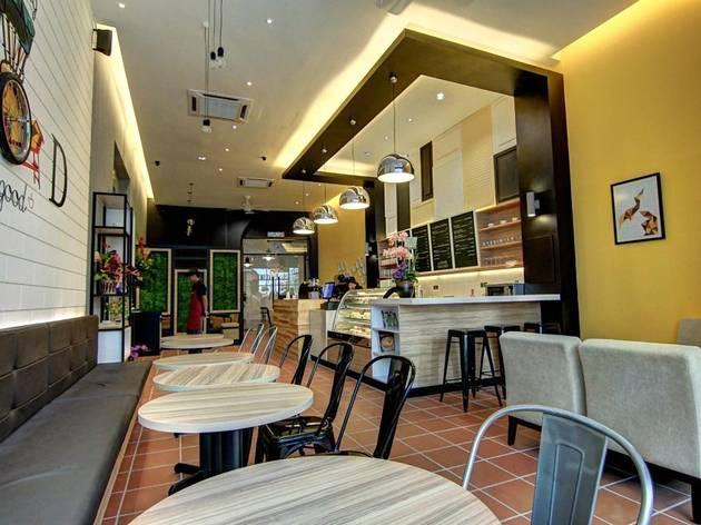 Penang's best cafés