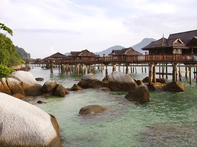 Pangkor Laut Resort (Residents' package)