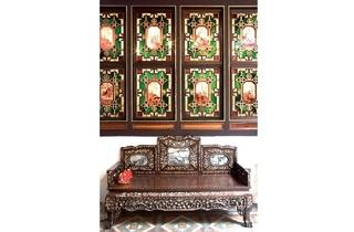 Peranakan furniture