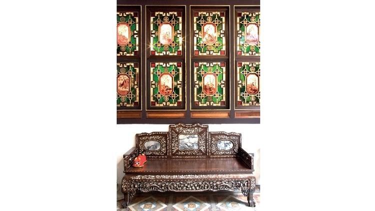 Peranakan furniture