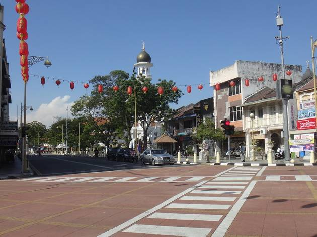 Jalan Masjid Kapitan Keling