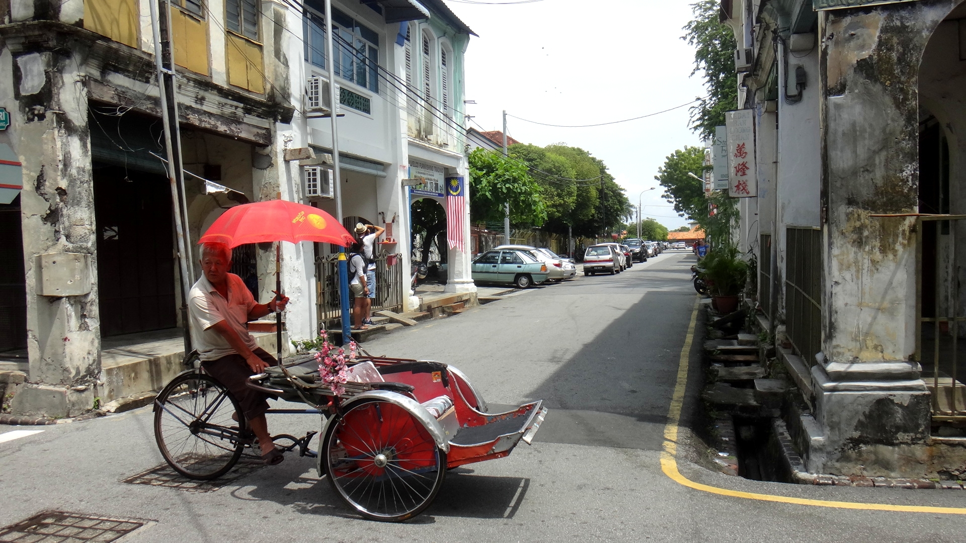 Penang's most popular streets