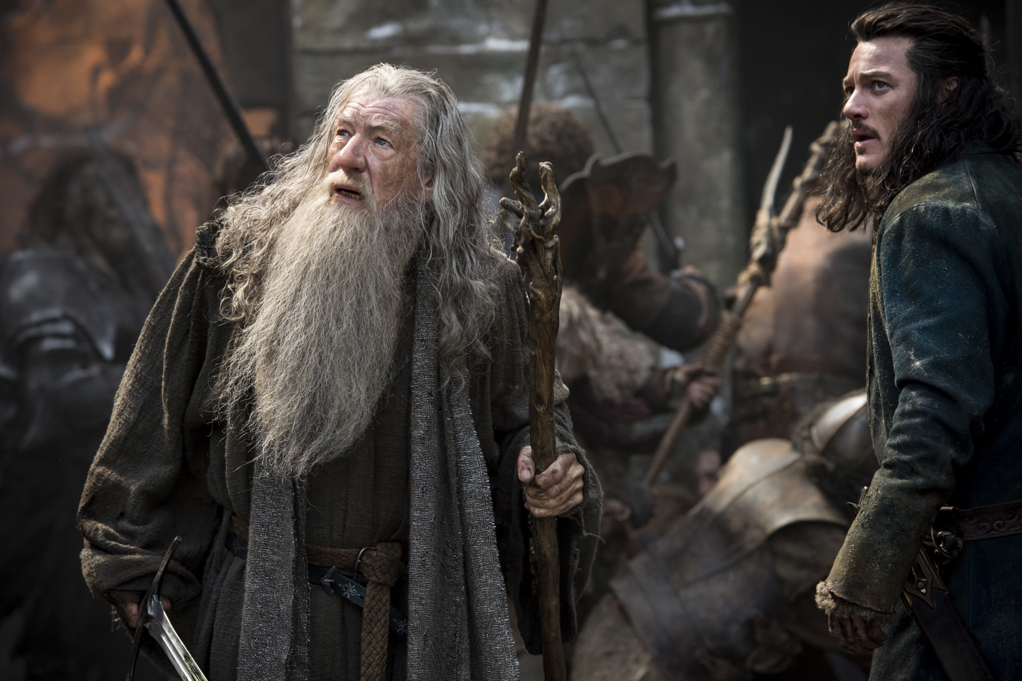 The Hobbit The Battle Of The Five Armies 2014 Directed By Peter Jackson Film Review