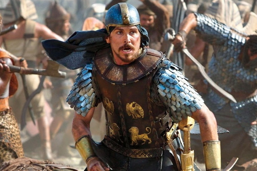 Exodus Gods And Kings 2014 Directed By Ridley Scott Movie Review
