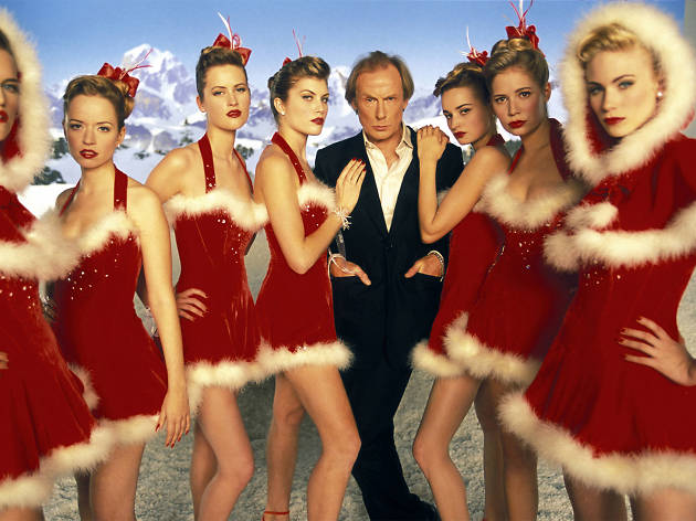 love actually, best christmas movies