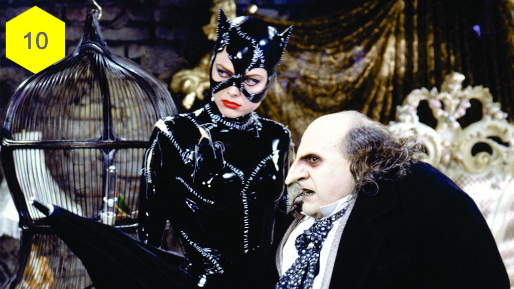 Batman Returns, best christmas movies