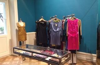 Luxury - fashion store in Zurich