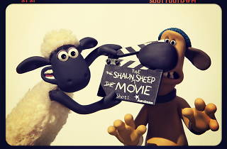 It's Shaun The Sheep!