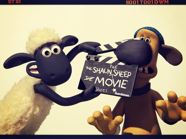 The Luna Cinema: Shaun The Sheep