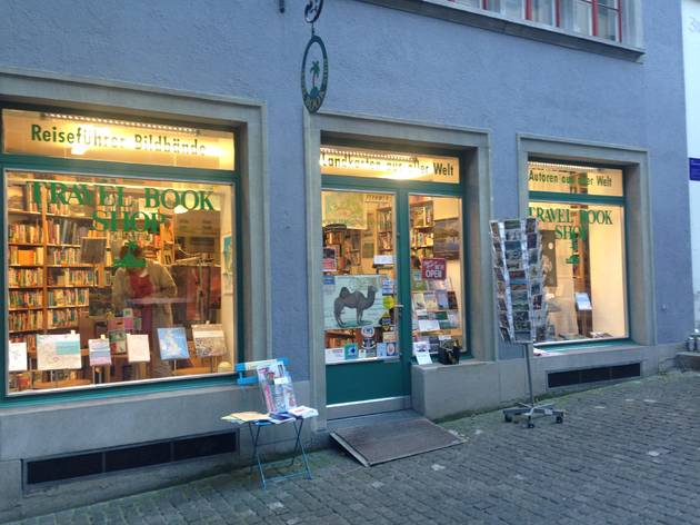 travel book store