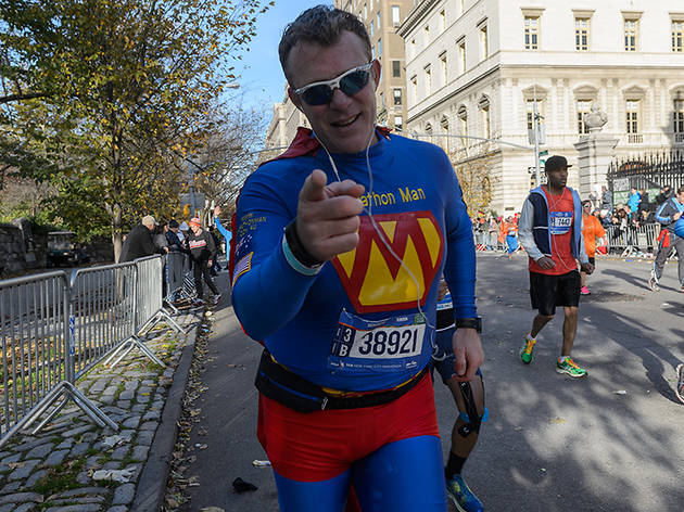The 38 best costumes from the New York City Marathon