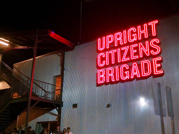 Upright Citizens Brigade Theatre (UCB Sunset)