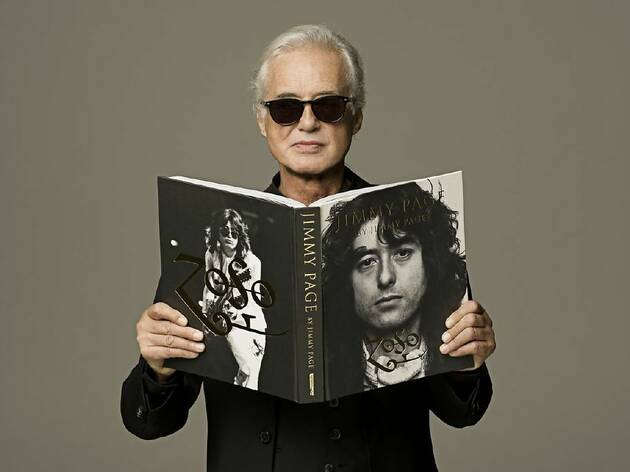An Evening with Jimmy Page in Conversation with Chris Cornell