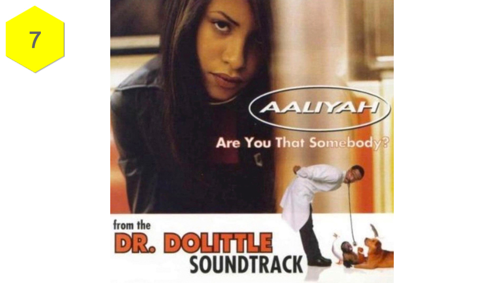 """""""Are You That Somebody?"""" by Aaliyah"""