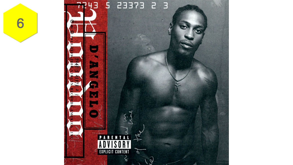 """""""Untitled (How Does It Feel)"""" by D'Angelo"""