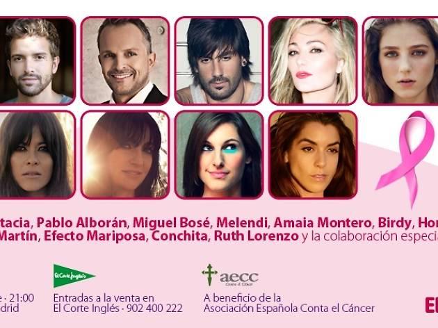 Concierto Por Ellas 2014