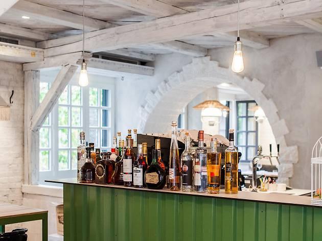 Maison Manesse restaurant Zurich
