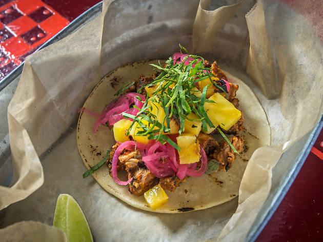 The best Mexican restaurants in NYC