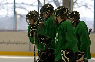 Fort Dupont Ice Arena