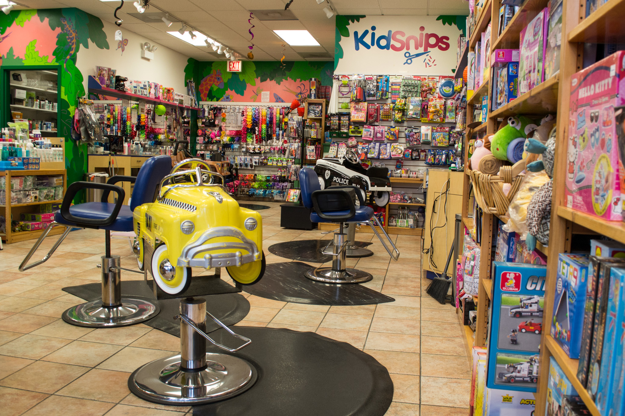 Kids Haircut Spots In Chicago For A Tears Free Trim
