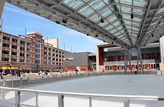 Silver Spring Ice Skating Rink
