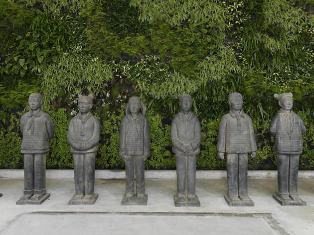 (Foto: Annik-Wetter. Cortesía Museo Diego Rivera Anahuacalli)