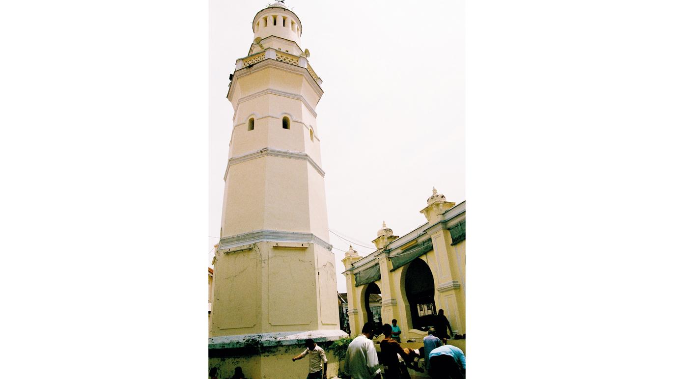 Acheh Mosque
