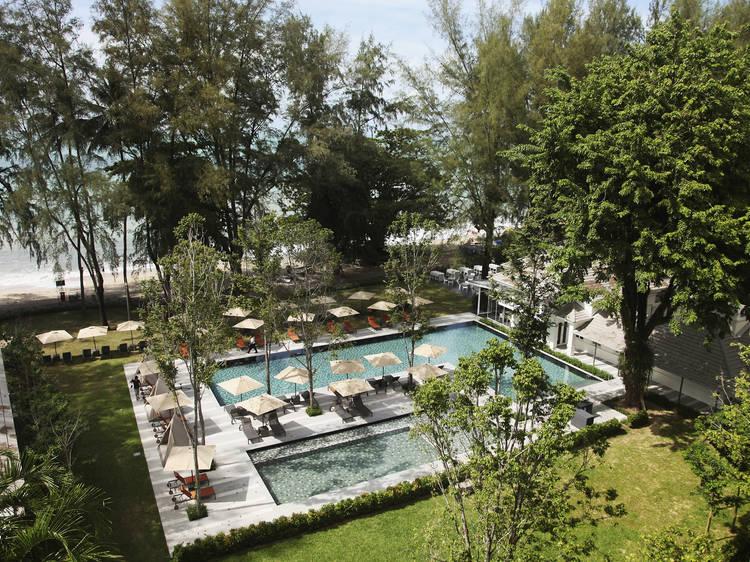 Best beach hotels in Penang