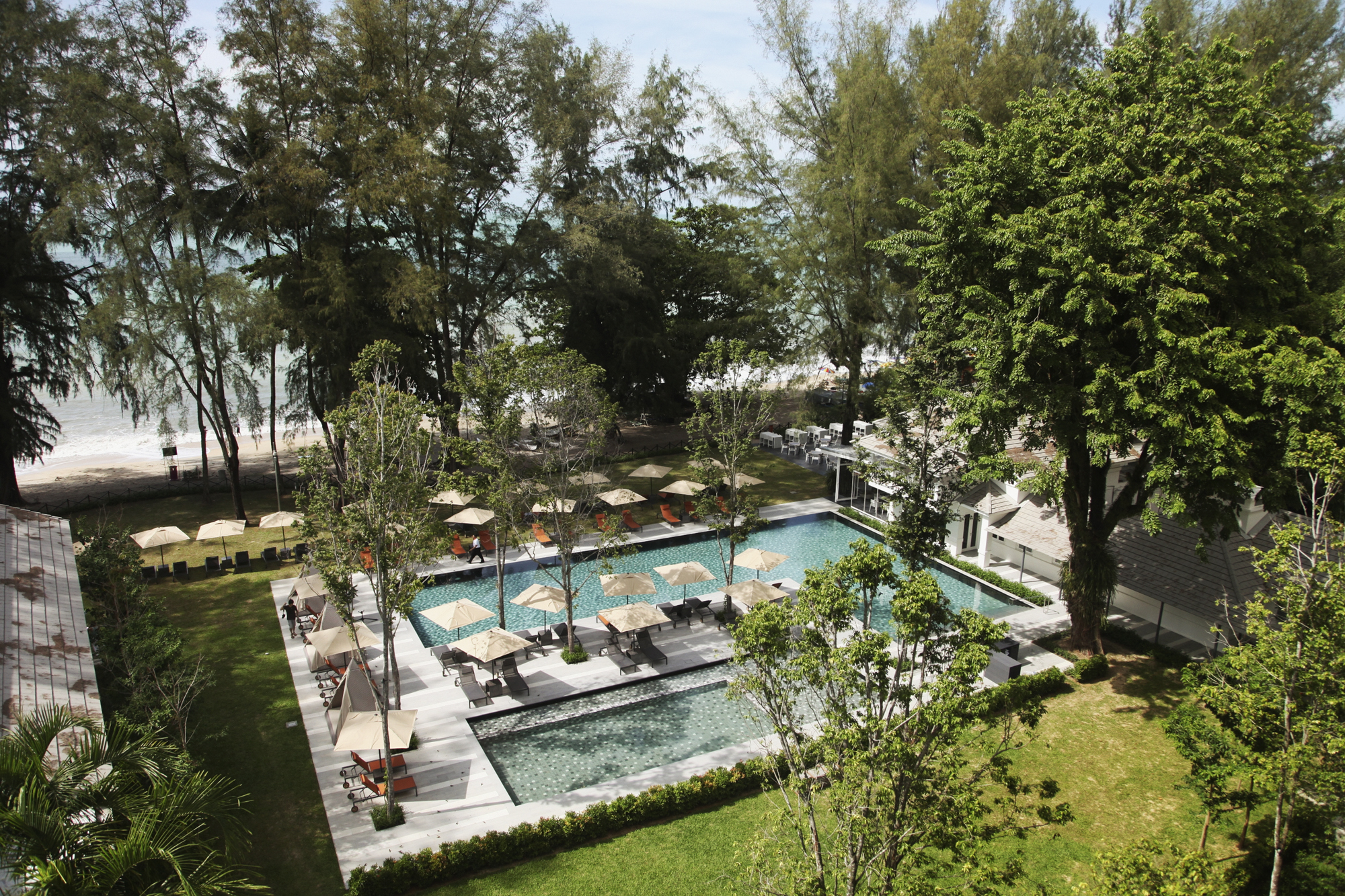 Best beach hotels in Penang