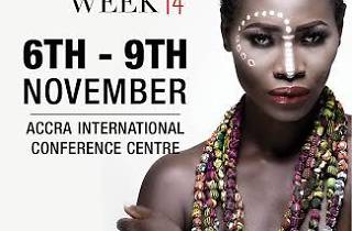 Glitz Africa, Fashion Week 2014 at Accra International Conference Centre