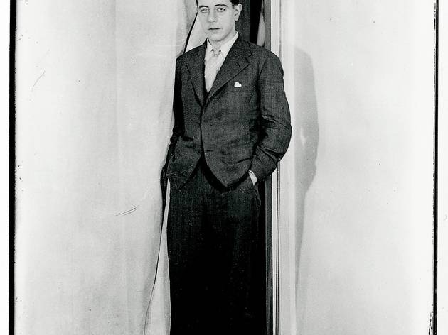 (Jacques-André Boiffard, 'Jacques Prévert', vers 1930 / Photo : © Les artisans du regard / © Mme Denise Boiffard)
